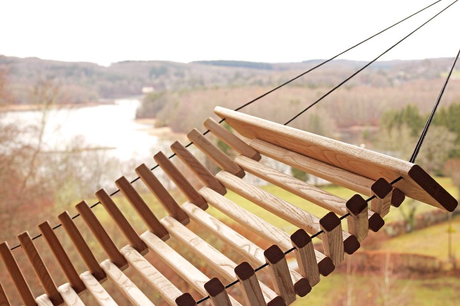 Wooden Hammock - FabsFurniture-Garden-Deco-Design-Hamoc