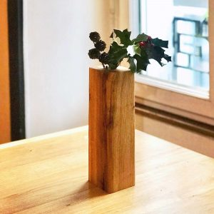 FabsFurniture - wooden dry vase - home - deco