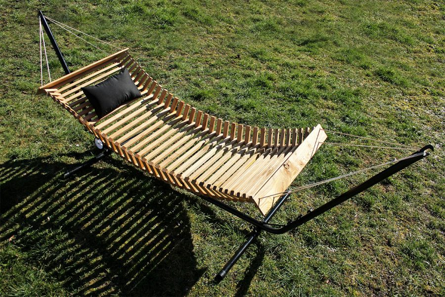 Hamac bois avec Stand - FabsFurniture-Wooden-Hammock-with-stand-garden-patio-pool-outdoor-furniture